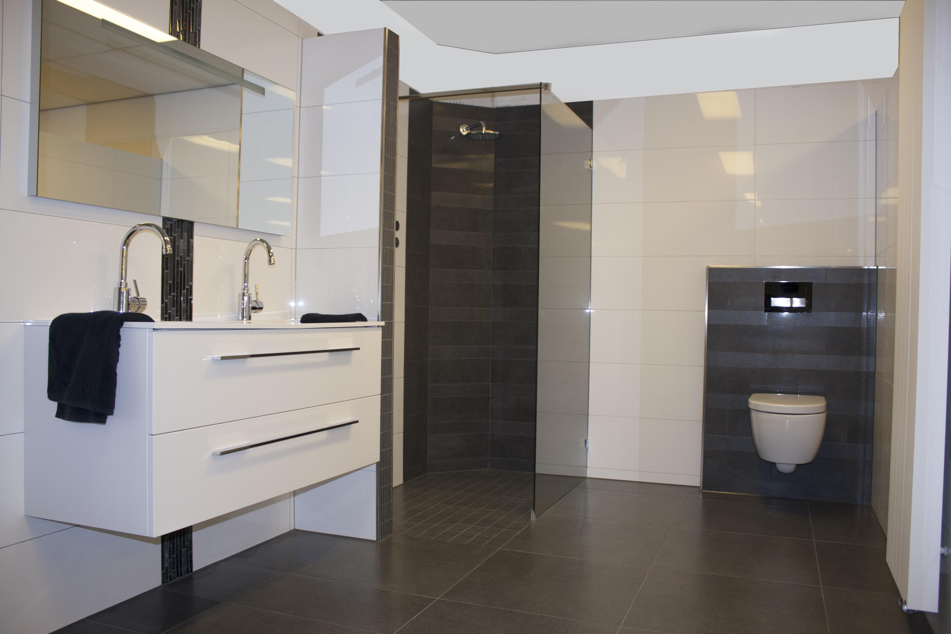 afvoer lekkage badkamer