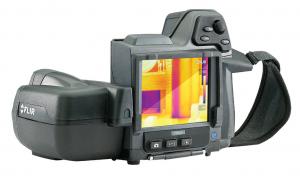 infrarood camera warmtebeeld