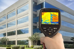 infrarood inspectie