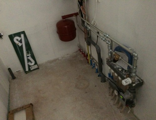 Lekdetectie in nieuwbouw appartement