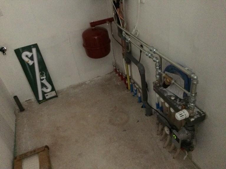 Lekdetectie in nieuwbouw appartement - Lekkage lekdetectie