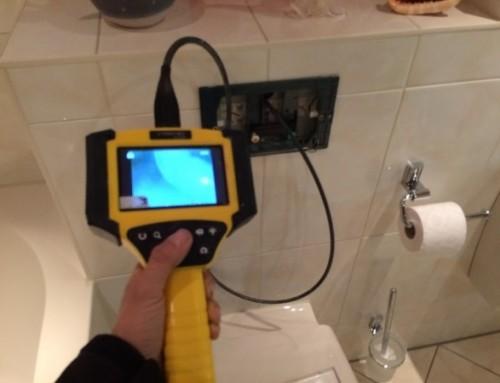 Endoscoop lekkage inspectie